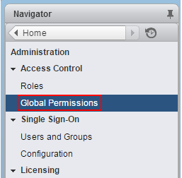 Set permission for AD user