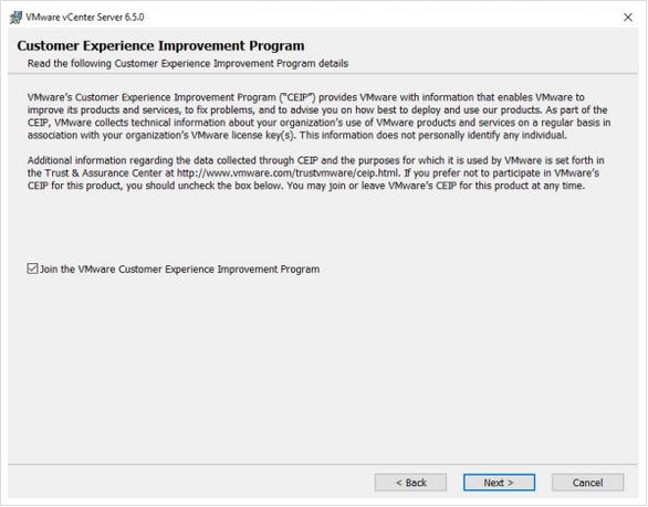 VMware Customer Experience