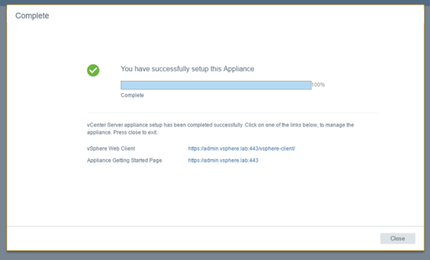 You may select Join the VMware's customer