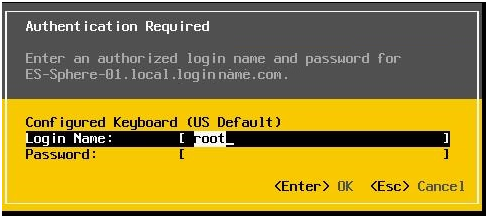 How To Configure Vmware Esxi With A Static IP Address