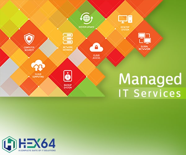 Manage IT Services Provider-HEX64