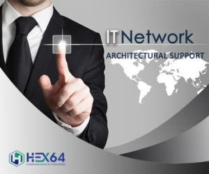 it network architecture support