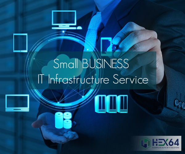 Small Business It Infrastructure Service