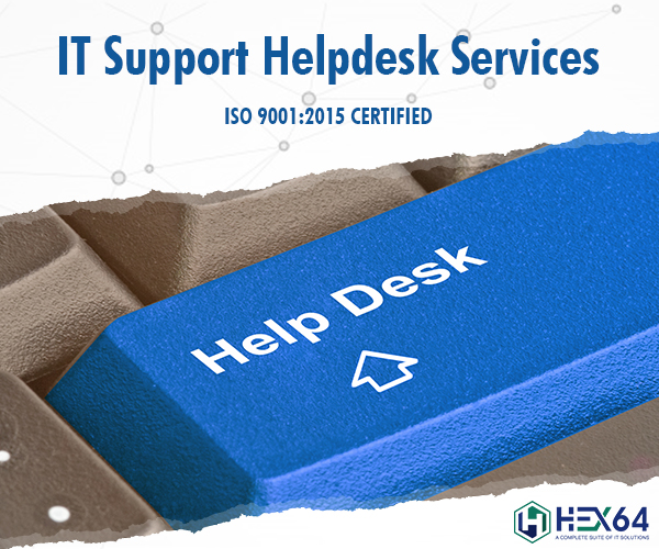 IT Support Helpdesk