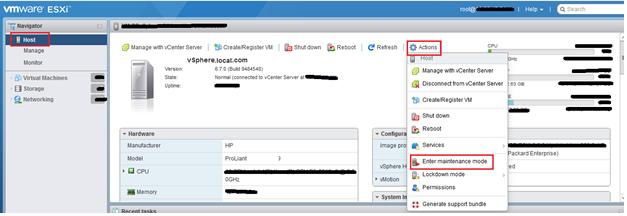 Nimble Connection Manager Un-installation Process