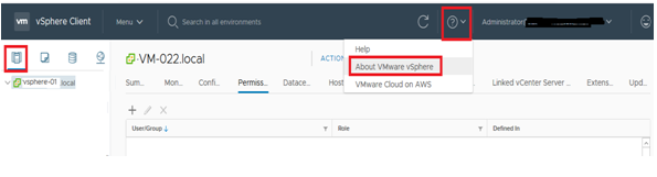 About VMware vSphere