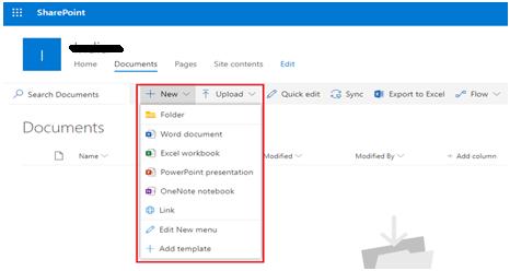 Create a document