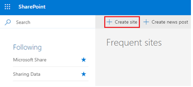 create site icon