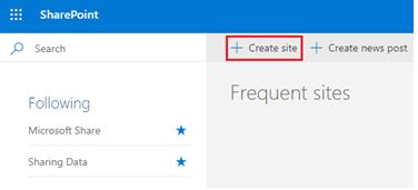 create site icon