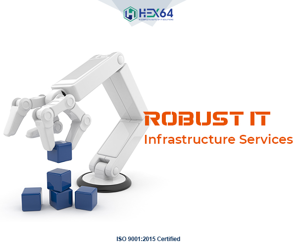 Robust IT Infrastructure-Services